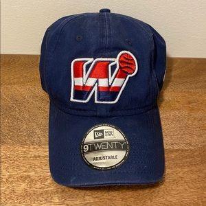 Washington Wizards New Era 9Twenty Adjustable Hat